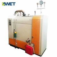 China Small Size Water Tube Gas Industrial Steam Boiler With 12 Months Warranty on sale