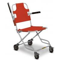 Best Folding Stainless Steel Stair Chair Stretcher Movable With Four Castors wholesale