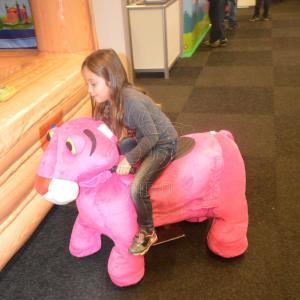 Best Sibo Stuffed Zippy Rides Electronics Plush Electrical Animal Toys wholesale