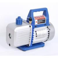 China High Performance Dual Stage Rotary Vane Vacuum Pump For Refrigeration Maintance on sale