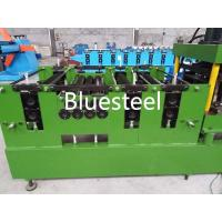 Best PLC Control C Z Interchange Sheet Metal Shaping Machines With Punching Device wholesale