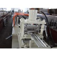 Best Zinc Coated Steel Shutter Making Equipment / Rolling Shutter Making Machine wholesale