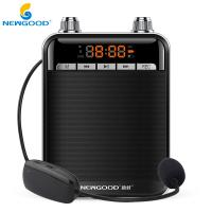 Best Digital Personal UHF Wireless Microphone Headset Handheld Professional Megaphone Set MIC Voice Amplifier Loud Speaker wholesale