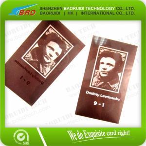 Best laminated photo id  card wholesale