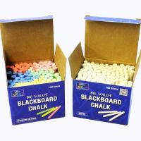 Best School Chalk Paper Packaging Box , Recyclable CMYK Small Paper Boxes wholesale