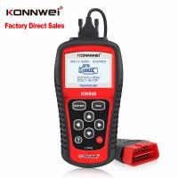 China ABS Live Data Scanner Diagnostic Tool Professional Obd2 Scanner For Automotive on sale