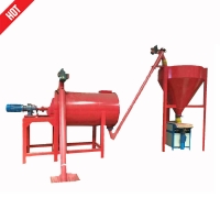 China Dry Mortar SUS304 5 Ton/Batch Ribbon Mixer Machine on sale