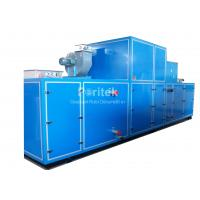 Automatic PLC Silica Gel Desiccant Dehumidifier Microwave Drying Equipment
