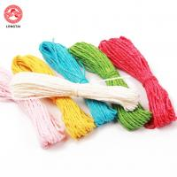Best 1.5mm Diameter 2 Plies Twisted Paper Rope For Decoration And Craft wholesale