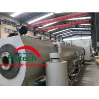 China 50 - 200MM UPVC PIPE EXTRUSION MACHINE / PVC PIPE BELLING MACHINE / PVC PIPE MAKING MACHINE / PVC PIPE PRODUCTION LINE on sale