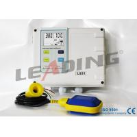 Best Three Phase Pump Control Panel Ac380v/50hz For Rainwater Reuse , Industrial Plants wholesale