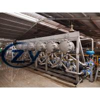 Best Cassava Starch Processing Machine High Outlet Concentration Refining wholesale