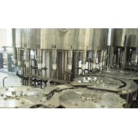Best 24 heads RO, pure automatic water bottling filling machines, liquid filler machinery wholesale