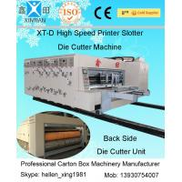 High Precision Steel Automatic Carton Making Machine CE with Ceramic Anilox Roller