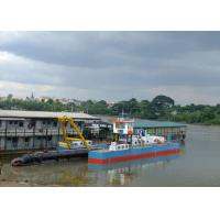 China Leader Dredger Cutter Suction Dredger Equipment Diesel Power Engine With Inside Pump on sale