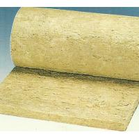 Buy cheap Industrial Yellow Rockwool Insulation Blanket Sound Absorption Non-Combustible product