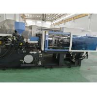 China 128 Ton Plastic Goods Making Machine , Plastic Chair Injection Moulding Machine on sale