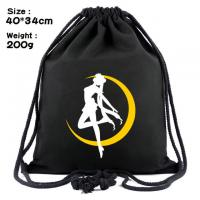 Best Unisex Gym Sack Drawstring Bag Large Capacity For Clothes / Shoes Packing wholesale