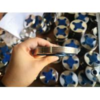 Best Stainless Steel Flanges Raise Face 150LBS 300LBS 1/2'' 2'' B16.5 / B16.47 wholesale