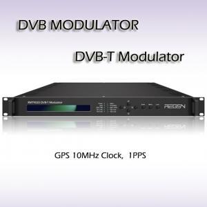 Best RMT9020 Digital TV CATV DVB-T Modulator Applicable to MFN & SFN wholesale