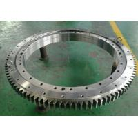 China stacker-reclaimer slewing ring, slewing bearing for machine swing bearing on sale