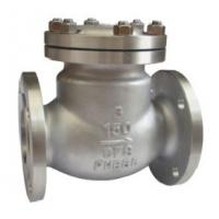 Best Stainless Steel Check Valve Flanged Feature Class300 600 900 Unique Design wholesale