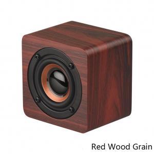 Best Wooden Mini Wireless Bluetooth Speaker Portable Gift Innovative Small Notebook Speaker Socket Mini Speaker Bass Sound wholesale