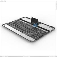 Best Aluminum Keyboard with Bluetooth Case for New iPad--iPad3 (HCKBSO001) wholesale
