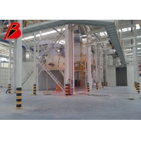 China Industry Production Automatic Liquid Paint Spraying Booth Use New Technology on sale