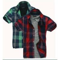 Best Cotton Checked Shirt (LC138) wholesale