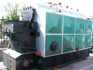 Best Double Drum Water Tube 30 Ton/H SZL8 A2 Coal Burning Boiler wholesale