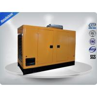 Best AC Industrial Container Generator Set Silent Rainproof 1500 R / Min Rotation Speed wholesale