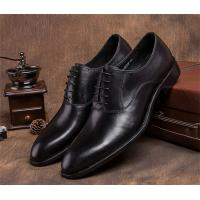 Best Pointed Plain Toe Mens Classic Dress Shoes For Four Seasons EU 37-44 Size Range wholesale