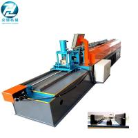 China Drywall Light Steel Stud And Track Cold Roll Forming Machine with non stop cutting on sale