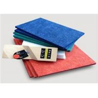 Best Anti - fire Polyester Acoustic Panels Soundproof Sound Absorbing Panels Colorful wholesale