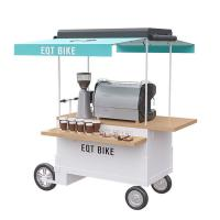Best EQT Outdoor Coffee Cart , Commercial Coffee Cart With Strong Load Bearing Capacity wholesale
