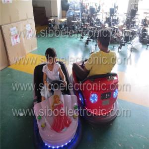 Best Bumps Car Racing Machine Coin Operated Amusement Park Bumper Car Rides wholesale