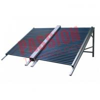 Best Large Scale Vacuum Tube Solar Collector For Hotel / School / Hospital wholesale