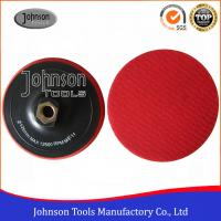 Best Different Size Granite Diamond Polishing Pads With Plastic Foam Backing Pad Holder wholesale