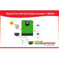 Best Fridge Off Grid Solar Inverter with 50A Mppt Solar Charger , PWM Solar Controller wholesale