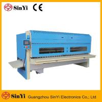 China ZD-3000V industrial Commercial Laundry Equipment Bed Sheet Folding Machine on sale