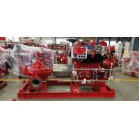 Best High Performance Split Case Fire Pump With Eaton Controller  50HZ-380V -000 centrifugal fire pump ul listed fire pumps wholesale