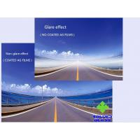 China 0.7-6mm Thickness Non Glare Glass 89% Light Transmittance For Picture Frame on sale