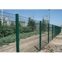 Best Highway / Road Protection Wire Mesh Fence Security 4.5 Mm ISO Approved wholesale