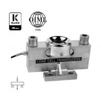 China IP67 Weighing Scale Parts , 30t Bridge Type Alloy Steel Load Cell For Truck Scale on sale
