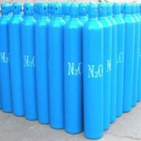 Best Nitrous oxide gas cylinder for medical use, with 15MPa/150bar working pressure wholesale