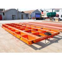 Best Spray Painting Line Electric Transfer Cart With Driven Motor P24 Rai Type wholesale