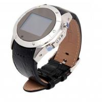 Best S768 Watch Mobile Phone,Wrist Mobile Phone,Quad Band Dual Cards Dual Standby Camera Blueto wholesale