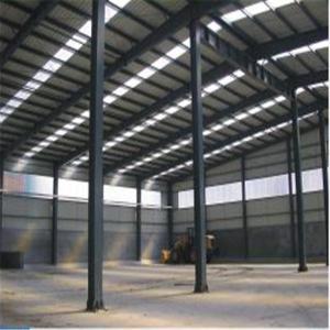 China Prefabricated Industrial Building- Steel Structure Industrial Steel Structure building on sale