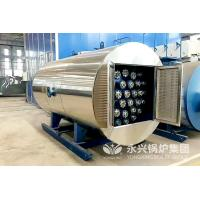 China Electric Heater Oil Fired Steam Boiler Stainless Steel  Industrial Food Boiler on sale